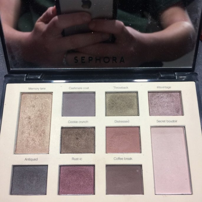 SEPHORA COLLECTION Colorful Eyeshadow Photo Filter Palette uploaded by Mary H.