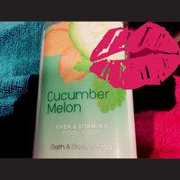 Bath & Body Works Shea & Vitamin E Lotion Cucumber Melon 8 oz uploaded by Katherine B.