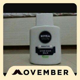 Photo of NIVEA For Men Sensitive After Shave Balm uploaded by Ashley L.