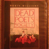 Dead Poets Society-special Edition [dvd] (buena Vista Home Video) uploaded by Sierra W.