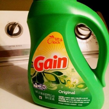 Gain Original Liquid Laundry Detergent uploaded by Crystal S.