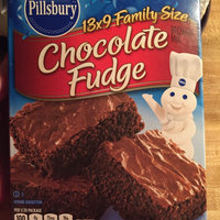 Pillsbury Brownie Mix Chocolate Fudge Family Size uploaded by Tara L.