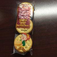 Keebler Toast & Peanut Butter Sandwich Crackers - 8 CT uploaded by Katy M.