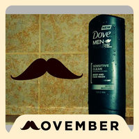 Dove Men+Care Sensitive Clean Body And Face Wash uploaded by Flavi D.