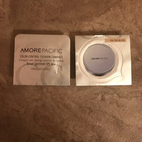 AmorePacific Color Control Cushion Compact Broad Spectrum SPF 50+ 104 Tan Blush 1.05 oz uploaded by Miranda F.