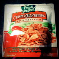 Fresh Gourmet Crispy Red Peppers Lightly Salted uploaded by Kim R.