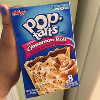 Kellogg's Pop-Tarts Frosted Cinnamon Roll Toaster Pastries uploaded by Janel S.