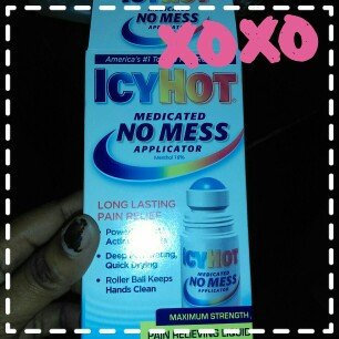 Icy Hot Medicated No Mess Applicator Maximum Strength Pain Relieving Liquid uploaded by Antumn M.