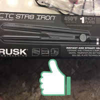 Rusk RSK686 Professional Str8 Titanium-Infused Ceramic Flat Iron uploaded by April M.