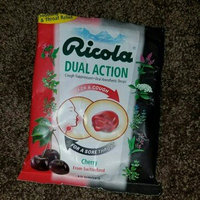 Ricola Dual Action Cough Suppressant Drops uploaded by Danielle W.