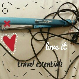 BaByliss PRO Nano Titanium Straightening Iron uploaded by Ile B.