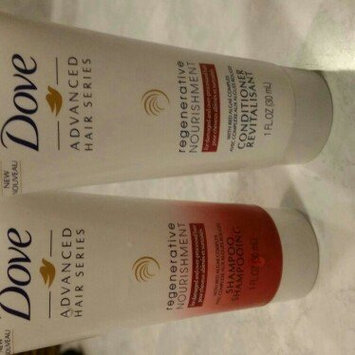 Photo of Dove Advanced Hair Series Regenerative Nourishment Shampoo uploaded by Janell O.