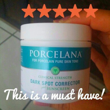 Photo of Porcelana Skin Lightening Cream Day, 3 oz uploaded by ximena o.