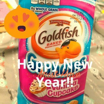 Goldfish Grahams On the Go! Vanilla Cupcake uploaded by Alissa W.