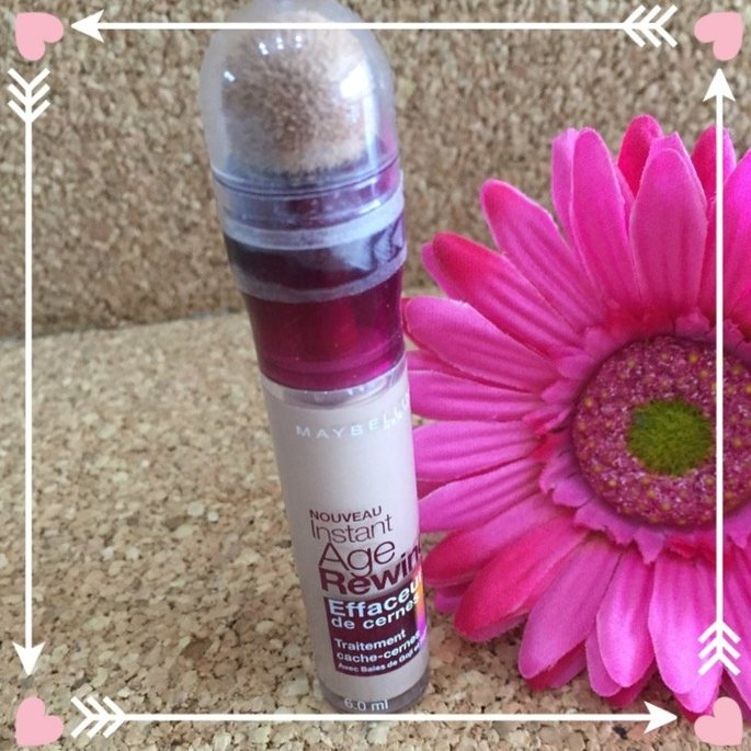 Maybelline New York Instant Age Rewind Eraser Treatment Makeup uploaded by Desiree F.