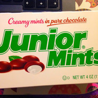 Junior Mints Creamy Mints in Pure Chocolate uploaded by Samaa M.