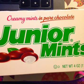 Photo of Junior Mints Creamy Mints in Pure Chocolate uploaded by Samaa M.