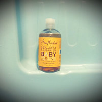 SheaMoisture Organic Raw Shea Chamomile & Argan Oil Baby Head-to-Toe Wash & Shampoo uploaded by Stephany H.
