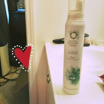 Photo of Herbal Essences Naked Volume Volumizing Souffle uploaded by Jenna L.