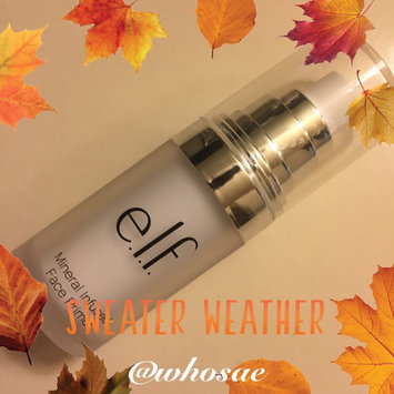 Photo of e.l.f. Cosmetics Poreless Face Primer uploaded by Sarah S.