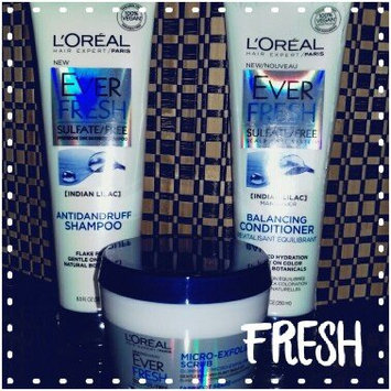 L'Oreal Paris Ever Fresh Anti Dandruff Shampoo uploaded by Amber S.