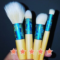 EcoTools 4-pc. Beautiful Complexion Makeup Brush Gift Set (Bamboo/Cream) uploaded by Alexis P.