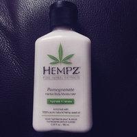 Hempz Pomegranate Herbal Moisturizer uploaded by Jo-Anne N.