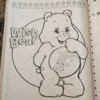 1 X Lot of 4 Care Bears Jumbo Coloring & Activity Books uploaded by Lizet Q.