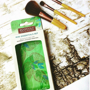 Photo of Eco Tools Mini Essentials Brush Set uploaded by Rochelle D.