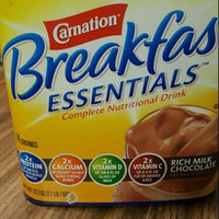 Carnation Breakfast Essentials Rich Milk Chocolate Complete Nutritional Drink uploaded by Angela K.