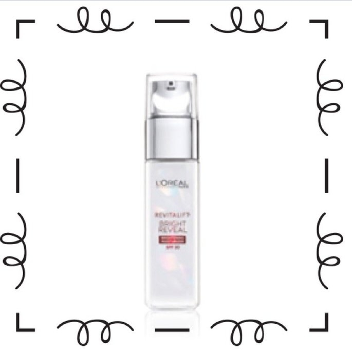 L'Oréal Paris Revitalift Bright Reveal SPF 30 Moisturizer uploaded by Joanne S.