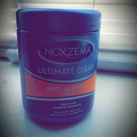 Noxzema Ultimate Clear Anti-Blemish Pads uploaded by Kirsten G.
