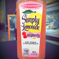 Simply Lemonade with Raspberry uploaded by Kaitlyn W.