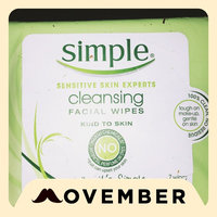 Simple Eye Make-Up Remover Pads uploaded by Katy m.
