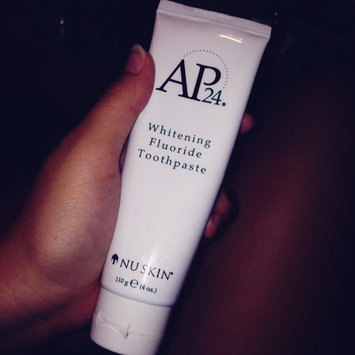 AP-24 Whitening Fluoride Toothpaste uploaded by Jenna H.