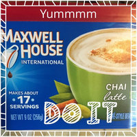 Maxwell House International Cafe Chai uploaded by Lisa A.