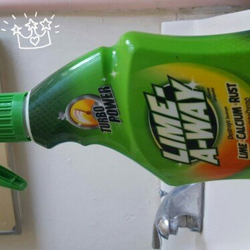 Photo of Lime-A-Way Cleaner for Lime, Calcium and Rust uploaded by MAYE J.