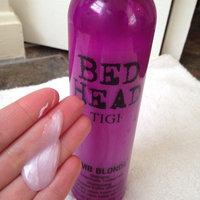 TIGI U-HC-5252 Bed Head Colour Combat Dumb Blonde Shampoo by TIGI for Unisex - 25.36 oz Shampoo uploaded by Carla G.