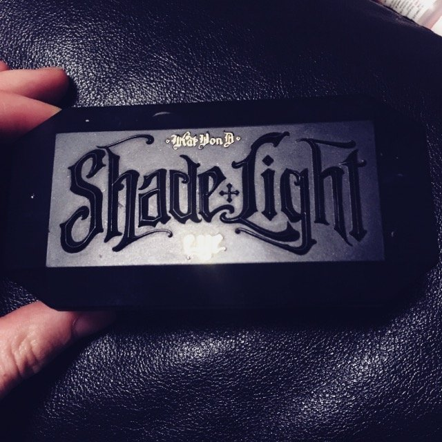 Kat Von D Shade + Light Eye Contour Quad Plum uploaded by Eleonora T.