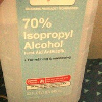 Walgreens Isopropyl Alcohol First Aid Antiseptic uploaded by jessy a.