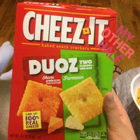Cheez-It Duoz Baked Snack Crackers Sharp Cheddar/Parmesan uploaded by Yennifer R.