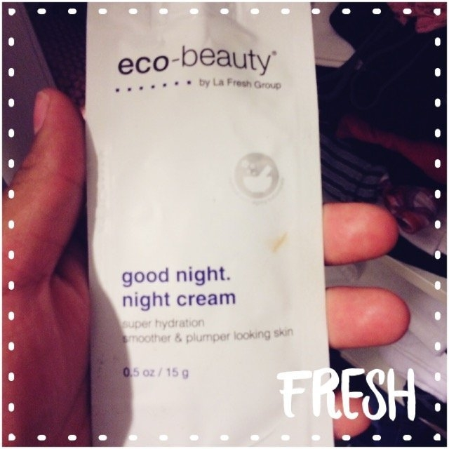 La Fresh Eco Beauty Night Cream uploaded by CRISTAL V.