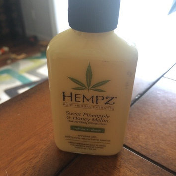 Photo of Hempz Sweet Pineapple & Honey Melon Moisturizer uploaded by May B.