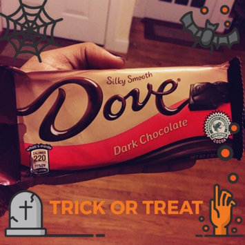 Photo of Dove Chocolate Silky Smooth Dark Chocolate Singles Bar uploaded by Shama B.