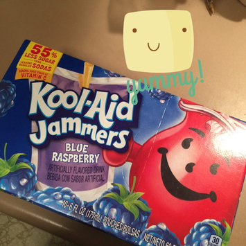 Photo of Kool-Aid Jammers Blue Raspberry Flavored Drink uploaded by Wendy C.