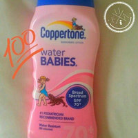 Coppertone Water Babies Water Babies Sunscreen Lotion uploaded by Christine R.