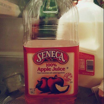Photo of Seneca Apple 100% Juice 64 Oz Plastic Bottle uploaded by Angelina A.