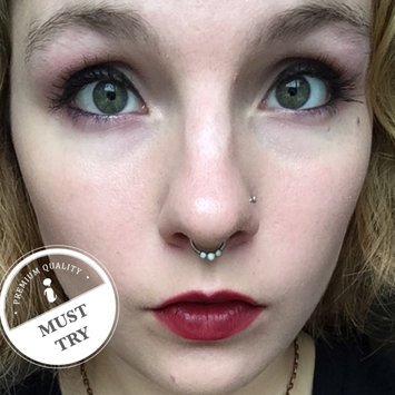 Maybelline Eyestudio® Master Duo 2-in-1 Glossy Liquid Eyeliner uploaded by Haley B.