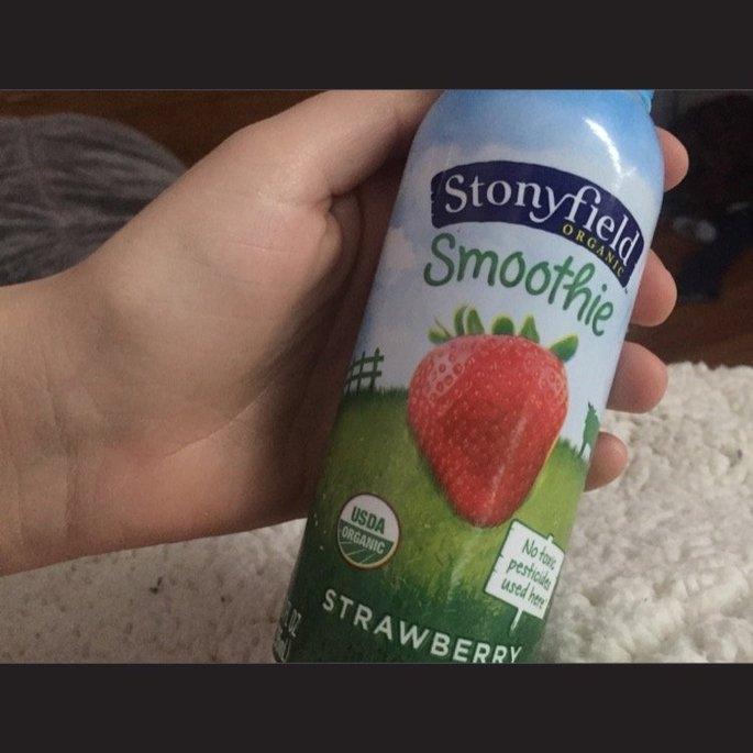 Stonyfield Organic Super Smoothie Strawberry uploaded by Jami M.
