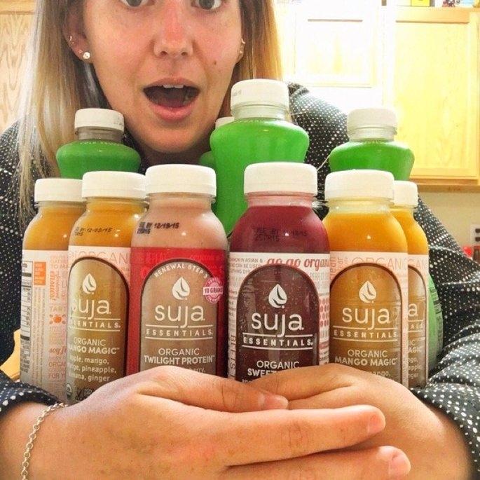 Suja® Organic Green Delight™ 100% Fruit & Vegetable Juice 10.5 fl. oz. Bottle uploaded by Brianna C.